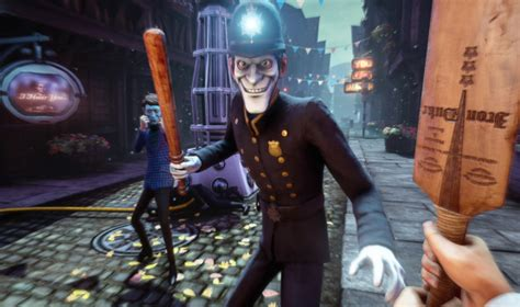 We Happy Few Ps4 Announced, Out In April 2018