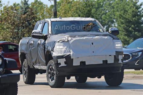 2020 Dodge Power Wagon 2500 by Ram 2500 Power Wagon 2020 Si Mostra In Una Serie Di Foto Spia