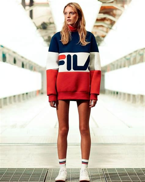 Fila Outfit Ideas for Men and Women August 2018