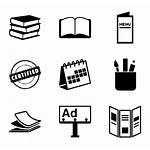 Stationery Icon Packs Iconos Papeleria Psd Svg