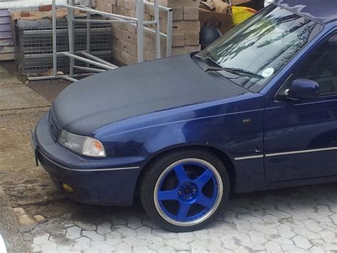 Llewellyn2 1997 Daewoo Cielo Specs, Photos, Modification