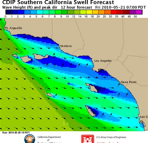 socalsurf southern california surf forecast powered by solspot southern california