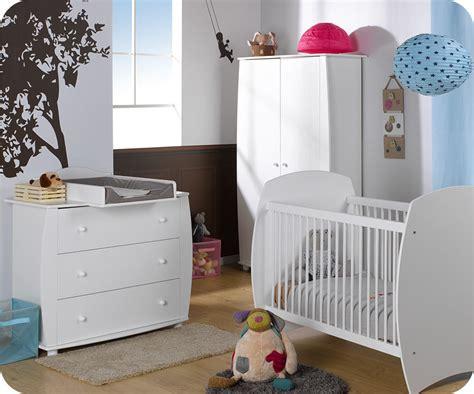 chambre bébé bio chambre bébé compléte rêve blanche