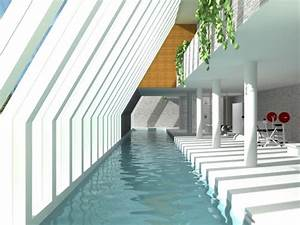 Picture of the greatest indoor pool designs ever for Indoor swimming pool design ideas