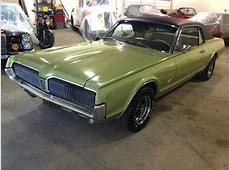 The other guy '67 Mercury Cougar GT Mint2Me
