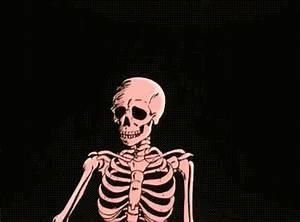 screaming skeletons | Tumblr