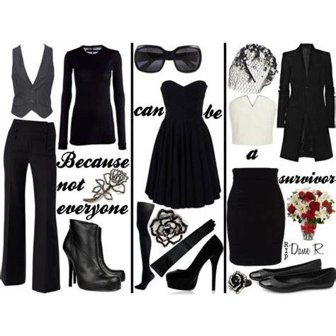 U0026quot;Funeral Attire...u0026quot; by less-sane-than-luna on Polyvore   Outfit ideas   Pinterest   Funeral ...
