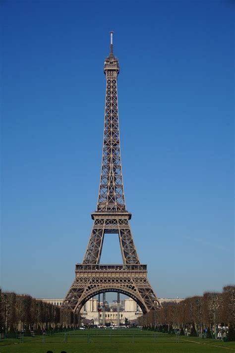 Free photo: Eiffel Tower, Paris Iron Tower   Free Image on Pixabay   803488