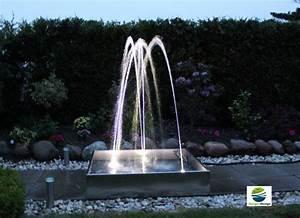 Zierbrunnen Für Den Garten : edelstahlbrunnen ~ Sanjose-hotels-ca.com Haus und Dekorationen