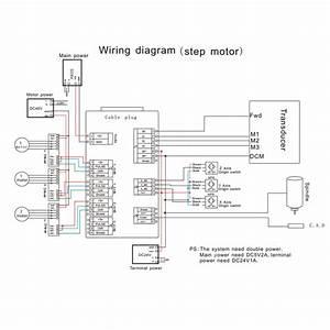 Richauto A1x Dsp Cnc Controller 3 Axis Controller For Cnc