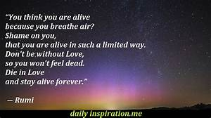 Inspirational Rumi love quotes - Logical Quotes