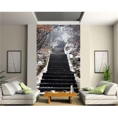 papier peint grande largeur escalier d 233 co stickers