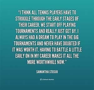Tennis Quotes. QuotesGram