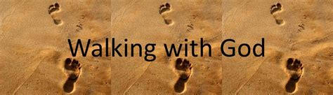 Walking With God  Thinking On Scripture