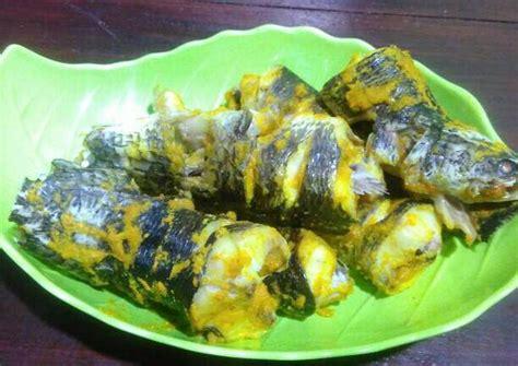Nah, yang satu ini perlu kamu coba sendiri di rumah! Resep Ikan Gabus Bumbu Kuning Panggang Oven oleh Mama Inaa - Cookpad