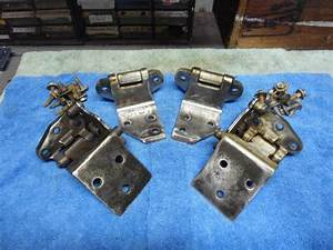 1966 66 Ford Mustang Convertible Door Hinges with Hardware | Auto Body Parts | St. Catharines ...