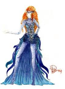 clothing designs fashion design sea by dsberries on deviantart