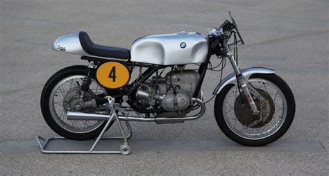 A Guide To Investing In Bmw's Classic Café Racers