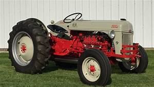 1952 Ford 8n Flathead V8
