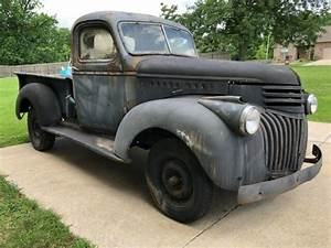 1942 Chevy Pickup Project Complete For Sale