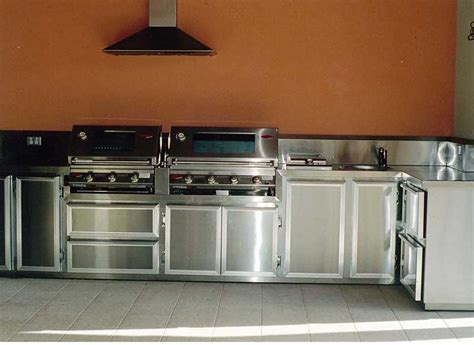 Outdoor Cabinets Perth by Gallery Outdoor Stainless Steel Cabinets In Perth