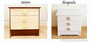 5 formas de renovar un mueble de melamina Bricolaje