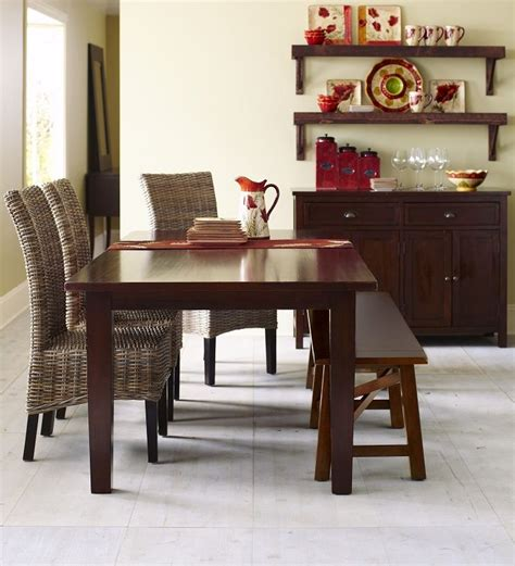 pier 1 kitchen table and chairs kubu dining chair fall harvest decor dining room