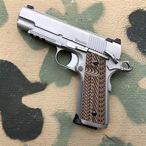 Dan Wesson Specialist Commander  Initial Thoughts