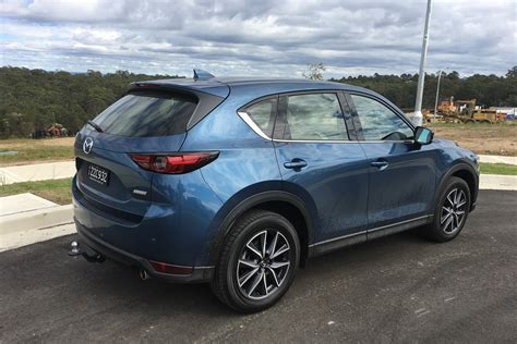 2018 Mazda Cx5 Gt Review  Car Review Central