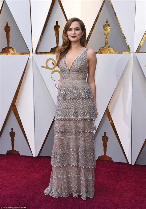 Oscars red carpet 2018: Stars arrive at Academy Awards ...