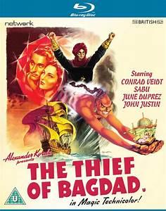 The Thief of Bagdad Blu-ray