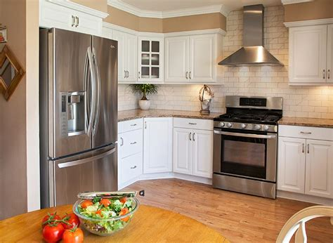paint colors    white cabinets