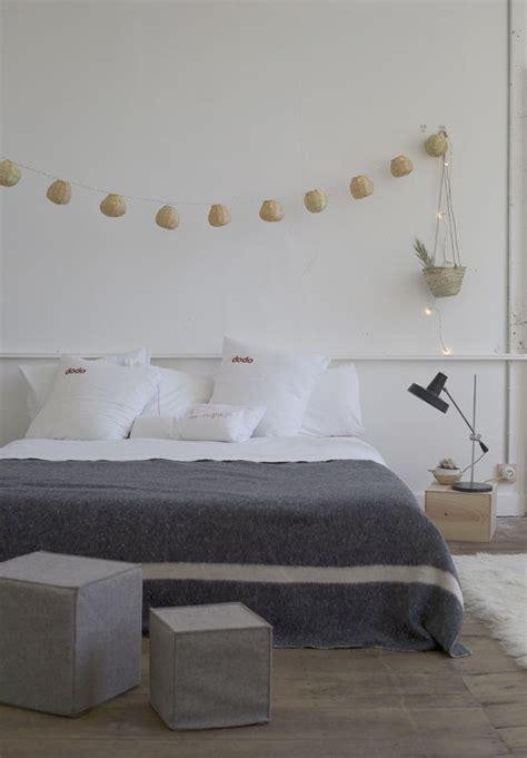 deco chambre gris et inspiration en vrac le gris cocon de décoration le