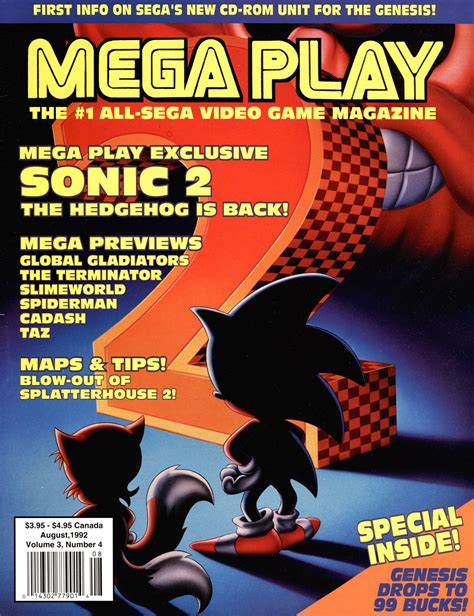 magazine sega font games special game gaming magazines spotify classic megalextoria caps uses playlists