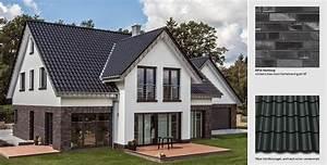 Dachziegel Anthrazit Glasiert : dachziegel anthrazit glasiert ~ Lizthompson.info Haus und Dekorationen