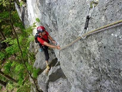 Rock Climbing Htl Steig Hohe Wand Austria