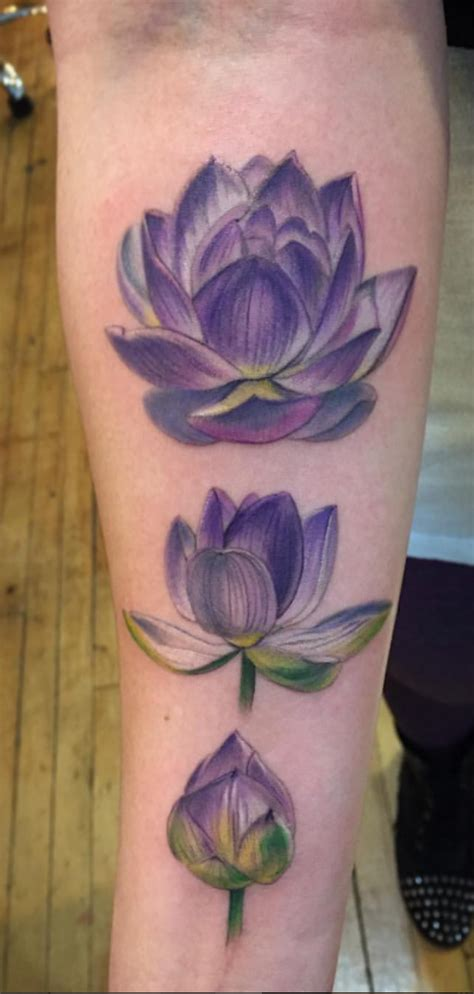 lotus flower tattoo meaning ink vivo