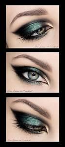 Smokey Eye Tutorial For Green Eyes
