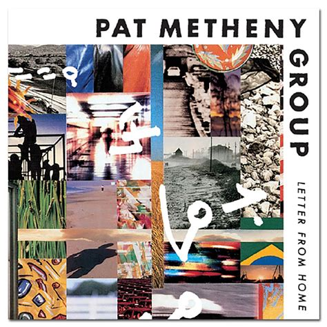 pat metheny letter from home digital musictoday superstore