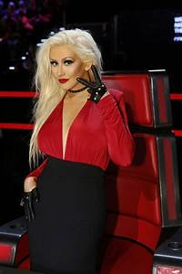 "Christina Aguilera ""The Voice"" live show #1 & #2 Promo ..."