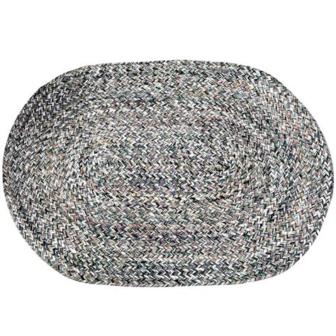 oval braided rugs braided rug oval rug agri supply