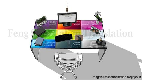 Feng Shui Scrivania by Lavoro No Stress