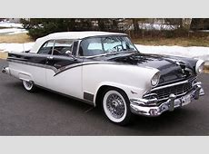 56 Ford sunliner convertible sale