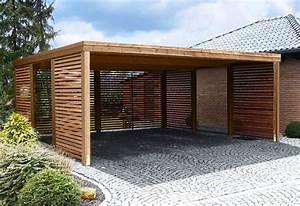 Design Carport Holz : galabau dohse mima carports bad segberg aussenanlagen erd u baggerarbeiten design carport ~ Sanjose-hotels-ca.com Haus und Dekorationen