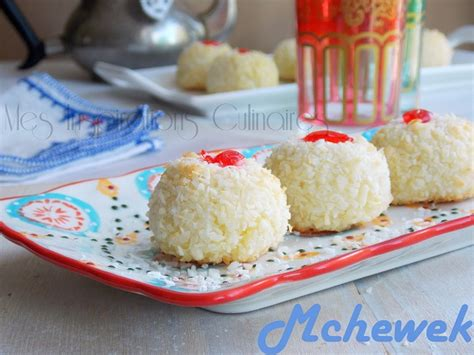 de cuisine tunisienne mchewek à la noix de coco recette économique le cuisine de samar