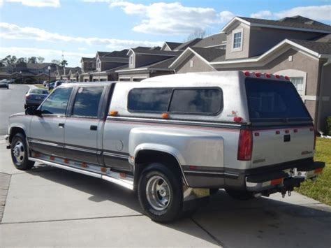 old car owners manuals 1993 gmc 3500 on board diagnostic system 1993 gmc 3500 crew cab 6 5 turbo diesel dually one owner only 9k original miles