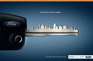 Car Ads: 70 Creative And Clever Print Advertisements