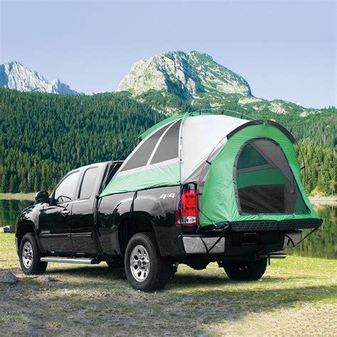 Napier 13022 Green Backroadz Truck Tent 774803130225 Ebay
