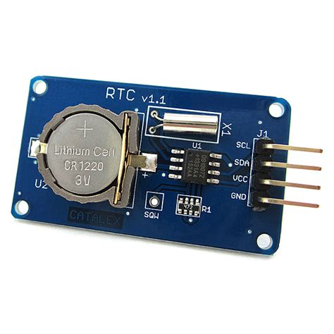 Arduino Real Time Clock Rtc Module Compatible