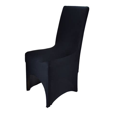 maggiedoll 10 x black lycra spandex chair covers wedding